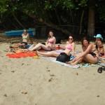 beach ladies