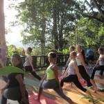 Yoga-deck