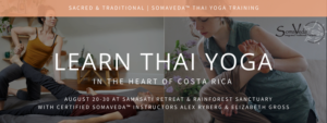 Costa Rica Thai Yoga Training